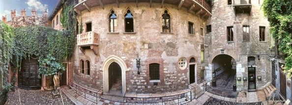 Juliet's house - Casa di Giulietta - Italy - 001
