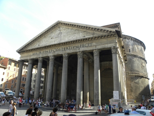 Rome-Pantheon-Amazing