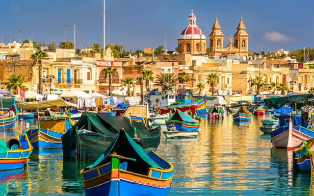 Marsaxlokk-Malta-Travel