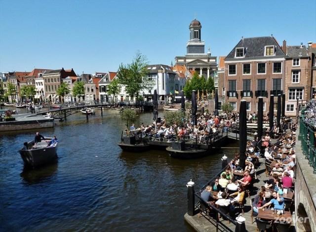 zomer-in-Leiden