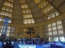 Interior design - Central Market